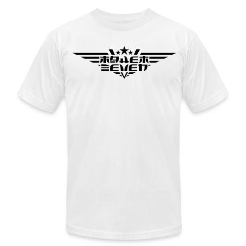 MayheM7 Logo-4 Black - Men's Fine Jersey T-Shirt