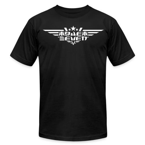 MayheM7 Logo-4 White - Men's Fine Jersey T-Shirt