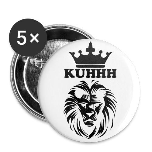 KUHHH Button - Large Buttons
