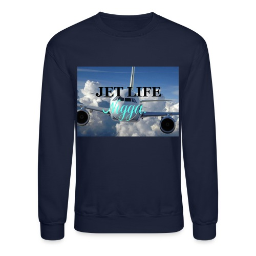 Jet Life Nigga CREW NECK - Crewneck Sweatshirt