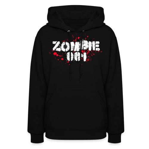 Zombie 001 - Women's Hoodie