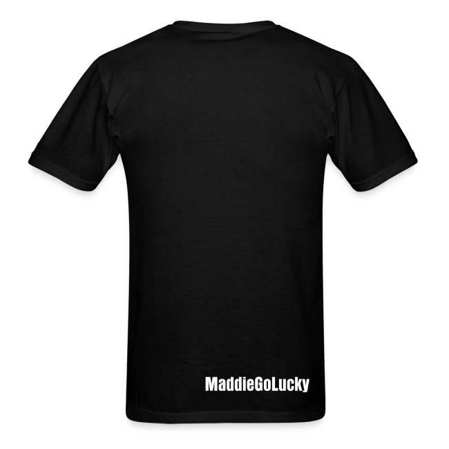 I'm a Lucky One (Men's - Black)