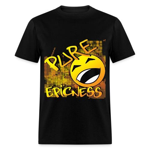 Pure Epicness - Men's T-Shirt