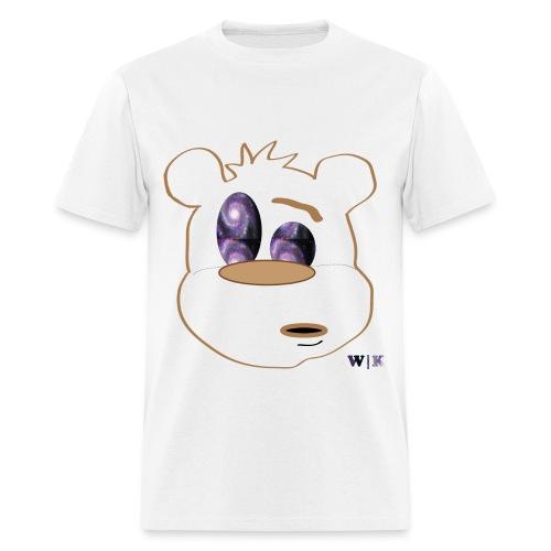 Galaxy Bear - Men's T-Shirt