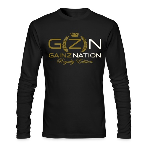 Royalty Edition Long sleeve - Men's Long Sleeve T-Shirt by Next Level