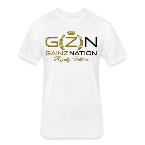 Royalty Edition - Fitted Cotton/Poly T-Shirt by Next Level