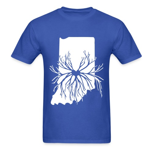 Rooted in Colt Nation - Men's T-Shirt