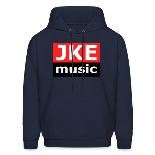JKE logo 2017 - Men's Hoodie