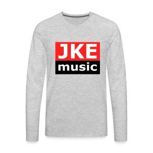 JKE logo 2017 - Men's Premium Long Sleeve T-Shirt