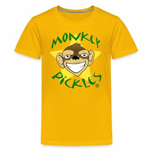 Monkey Pickles Kids' Premium T-Shirt - Kids' Premium T-Shirt
