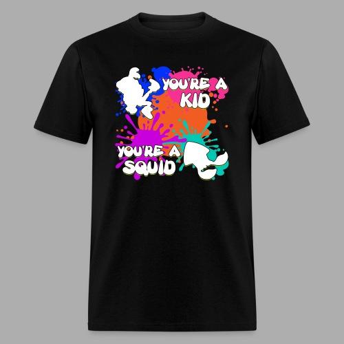 Kid Squid (Kids) - Men's T-Shirt