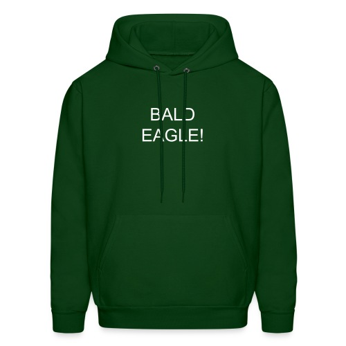 BALD EAGLE Sweat - Men's Hoodie
