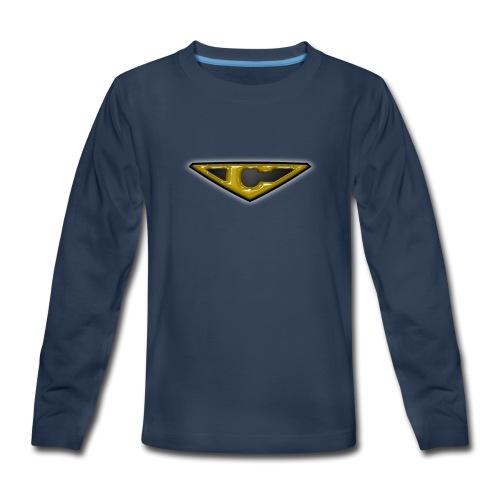 OZORA CRASH LONG SLEEVE KIDS - Kids' Premium Long Sleeve T-Shirt