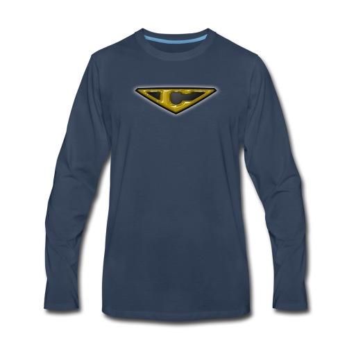 OZORA CRASH LONG SLEEVE MEN - Men's Premium Long Sleeve T-Shirt