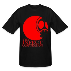 INFECT CORP TALL TEE - Men's Tall T-Shirt