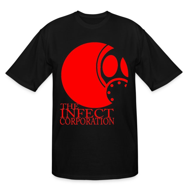 INFECT CORP TALL TEE