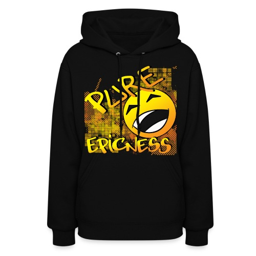 Pure Epicness - Women's Hoodie