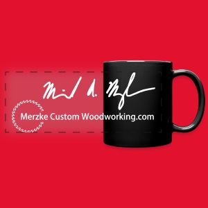 MCW Logo Mug2 - Full Color Panoramic Mug