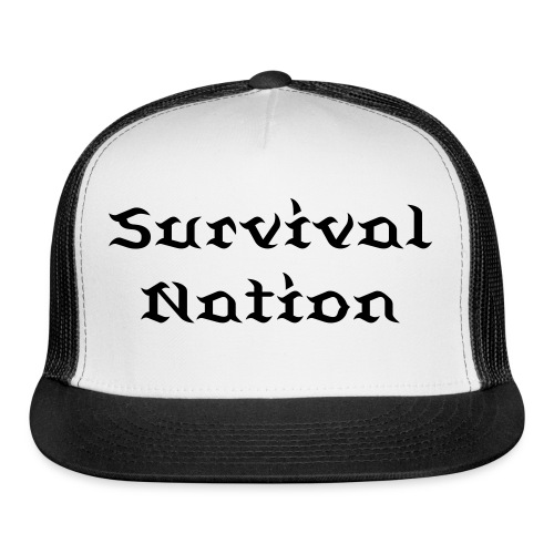 SurvivalNation Cap - Trucker Cap