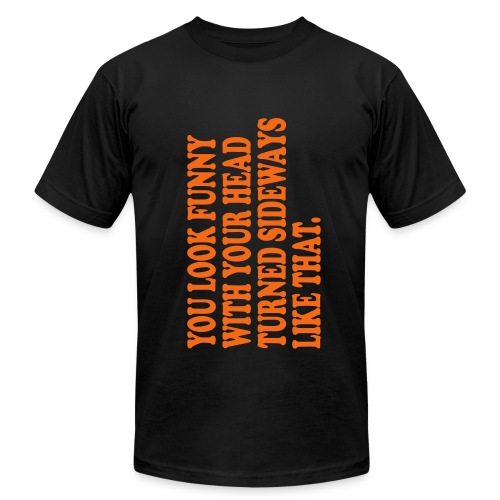 Troll the puplic - Men's  Jersey T-Shirt