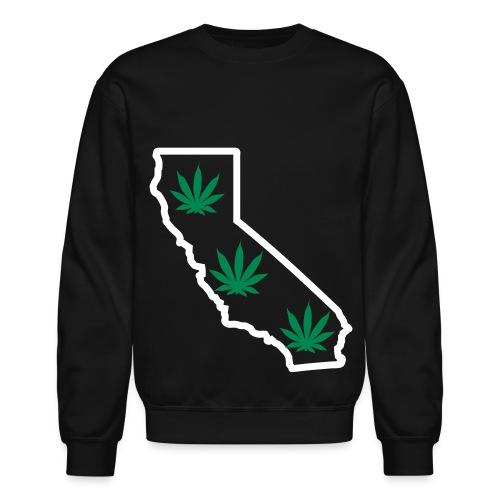 Cali Kush.  - Crewneck Sweatshirt