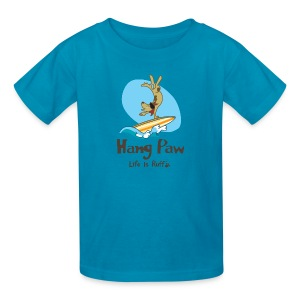 Hang Paw - Kids' T-Shirt