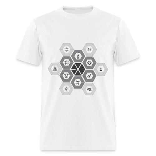 EXO - Hexagon Power [Men's Shirt] - Men's T-Shirt