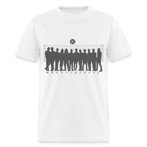 EXO - History (Silhouette) [Men's Shirt] - Men's T-Shirt