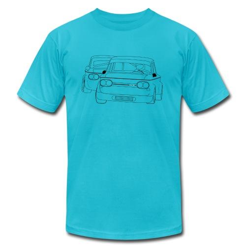 NSU TT - Men's Fine Jersey T-Shirt