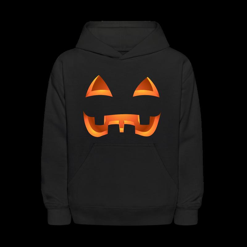 Halloween Hoodie Jack-o-lantern  Kid's Hoodie Sweatshirt - Kids' Hoodie