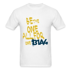 B1A4 - Be the One All for One (Graffiti) [Men's Shirt] - Men's T-Shirt