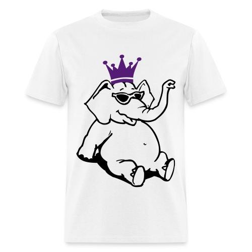 Men's T-Shirt - Dope elephant tee.