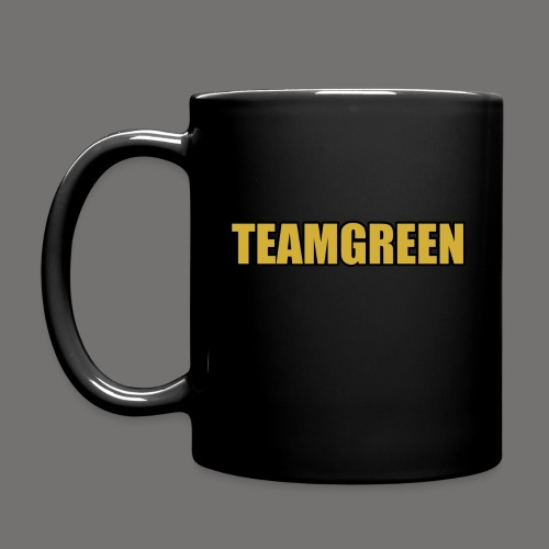 Greenish Mug TeamGreen Golden - Full Color Mug