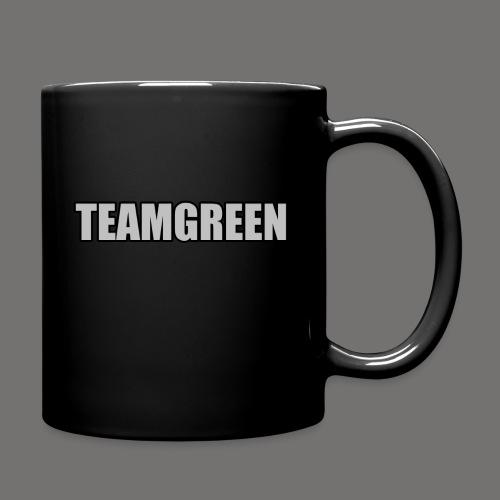 Greenish Mug TeamGreen Silver - Full Color Mug