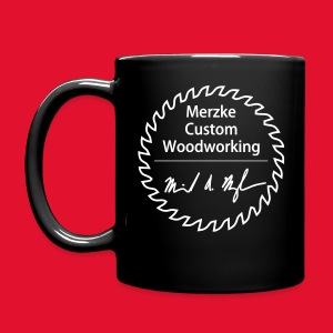 MCW Logo Mug - Full Color Mug