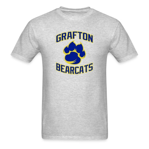 GRAFTON BEARCATS Men's T-Shirt - Men's T-Shirt