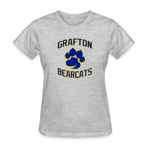 GRAFTON BEARCATS Women's T-Shirt - Women's T-Shirt
