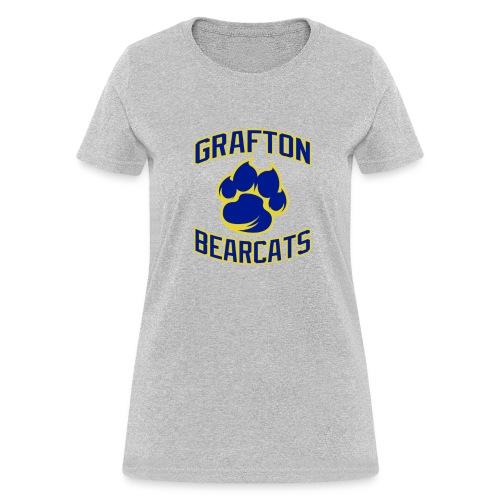 GRAFTON BEARCATS Women's T-Shirt - Women's T-Shirt