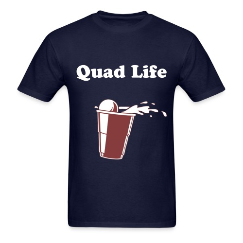 Quad Life - Cup - Men's T-Shirt
