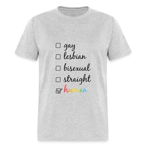 Human t-shirt - Men's T-Shirt