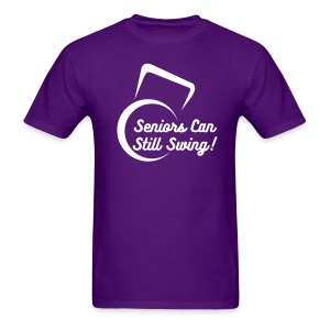Swing T-shirt for Seniors - Men's T-Shirt