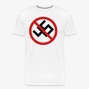 NO 45 WHITE - Men's Premium T-Shirt