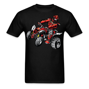 Offroad Quad ATV Rider - Men's T-Shirt