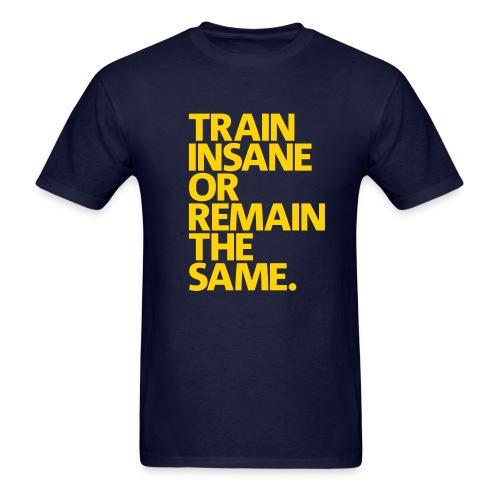insanetraining - Men's T-Shirt