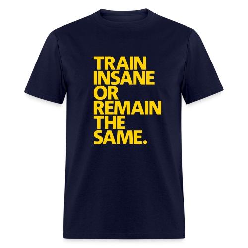 insanetraining - Men's T-Shirt