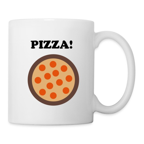 Pizza Mug - Coffee/Tea Mug