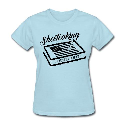 Sheetcaking - Women's T-Shirt
