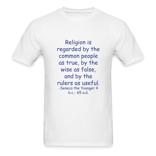 Religious reasons - Men's T-Shirt