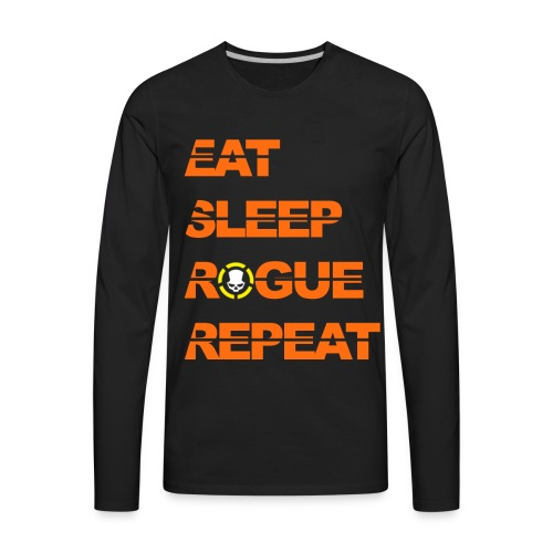 ROGUE LIFE - MENS PREMIUM LONG SLEEVE T-SHIRT - Men's Premium Long Sleeve T-Shirt
