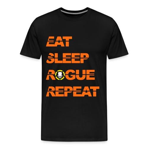 ROGUE LIFE - MENS T-SHIRT - Men's Premium T-Shirt